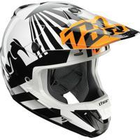 Capacete Para Motocross Thor Verge Dazz - Unissex