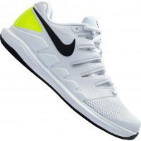 Tênis Nike Air Zoom Vapor X Hc - Masculino - Branco/Verde Cla