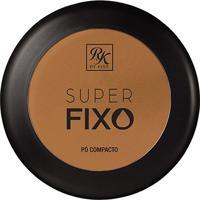 Pó Compacto Rk By Kiss Super Fixo Cor 07 Bronze - Feminino-Incolor