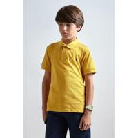 Camisa Polo Infantil Básica Reserva Mini Masculina - Masculino