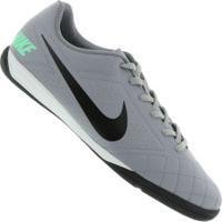 Chuteira Futsal Nike Beco 2 - Adulto - Cinza Claro 1f72f5451aac1