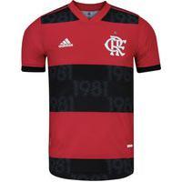 Camisa Do Flamengo I 2021 Jogador Adidas - Masculina