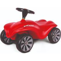 Policar De Passeio - Andador Soft Vermelho - Poliplac Pol7089