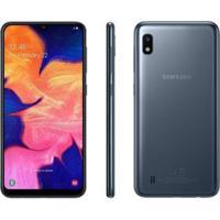 "Smartphone Samsung Galaxy A10 32Gb 4G Octa-Core 2Gb Ram 6,2"" - Unissex"