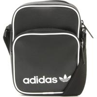 Bolsa Tiracolo Adidas Originals Mini Bag Vint Preta