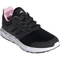 Tênis Adidas Galaxy 4 Feminino - Feminino-Preto