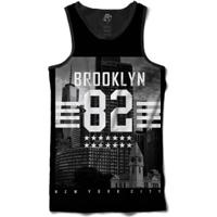 Regata Bsc New York Brooklyn 82 Sublimada Masculina - Masculino