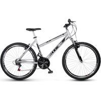 Bicicleta Aro 26 Essencial Vb Freio Vbrake 21 Marchas - Unissex