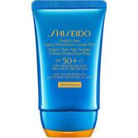 Protetor Solar Shiseido Protection Cream Plus Spf50 50Ml - Unissex-Incolor