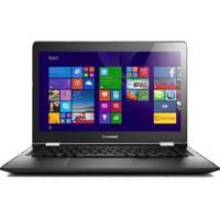 "Notebook Lenovo Yoga 500 2 Em 1 80Ne0004Br - Intel Core I5-5200U - Ram 4Gb - Hd 500Gb - Led 14"" Touchscreen - Windows 10"