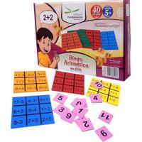 Bingo Aritmético 40 Peças Em Eva - Fundamental - Kanui