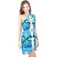 Vestido Mos Beachwear Rebecca Estampado