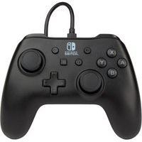 Controle Power A Para Nintendo Switch Wired Controller Black Matte Com Fio, Preto - 1511370-01