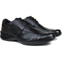 Sapato Social Masculino Em Couro Maria Paula Conforto Liso Preto