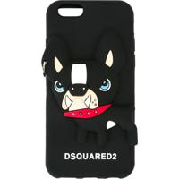 Dsquared2 Capa Para Iphone 6 - Preto