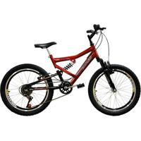 Bicicleta Mormaii Aro 20 Full Fa240 - Masculino