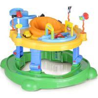 Andador Centro De Atividades- Amarelo & Verde- 60X75Baby Style