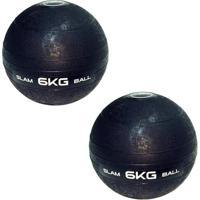 Bolas Medicine Slam Ball Para Crossfit 6 Kg - Liveup - Unissex
