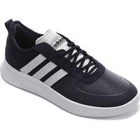 Tênis Adidas Court 80S Masculino - Masculino-Marinho