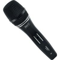 Microfone Profissional Mxt M-235 Com Fio Preto