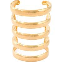Aurelie Bidermann Bracelete Com Banho De Ouro 18K - Metálico