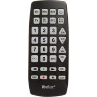 Controle Remoto Vivitar Universal Viv-Urc730 Preto