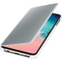 Capa Protetora Samsung Galaxy S10E Clear View Branco