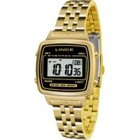 Relógio Feminino Digital Lince Sdph040L Bpkx