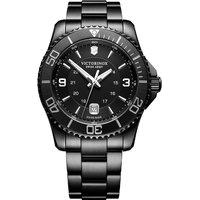 Relógio Victorinox Swiss Army Masculino Aço Preto - 241798