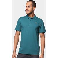 Camisa Polo Lacoste Sport Tennis Regular Masculina - Masculino-Verde Claro