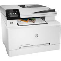 Multifuncional M281Fdw Laserjet Color Imp/Cópia/Dig/Rede/Wifi/Fax/Duplex 21Ppm Hp 110V T6B82A#Ac4