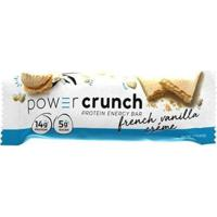 Barra De Proteina Power Crunch 1 Unidade 40G Bnrg - Unissex