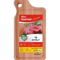 Prancha Stolf Gourmet Vermelho