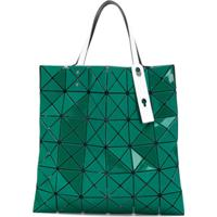 Bao Bao Issey Miyake Bolsa Tote Lucent Prism - Verde