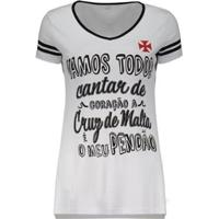 Camisa Vasco Nation Feminina - Feminino