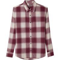 Camisa Diogo (Xadrez, Gg)