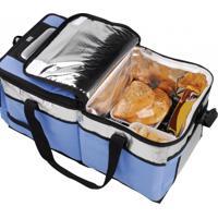 Ice Cooler 48 Litros, 100% Poliéster Com Revestimento Em Pvc - Mor 003623