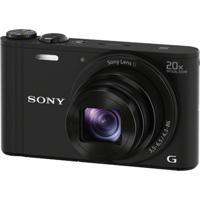 Câmera Digital Sony Dsc-Wx350 20Mp/8X/Hd Preta