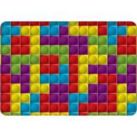 Tapete De Atividades Infantil Lego Único Vermelho