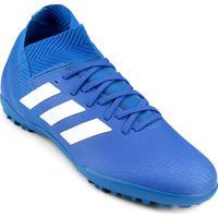 c65203ca92 Netshoes  Chuteira Society Adidas Nemeziz Tango 18 3 Tf - Unissex