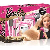 Barbie Hairstylist Kit Escova Multikids