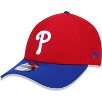 82009948d Dafiti  Boné New Era 940 Snapback Philadelphia Phillies Vermelho