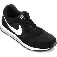 Tênis Infantil Nike Md Runner 2 - Masculino-Preto+Cinza