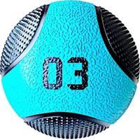 Bola De Arremesso Medicine Ball 3 Kg Liveup Pro - Unissex