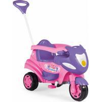 Triciclo Calesita Max Rosa
