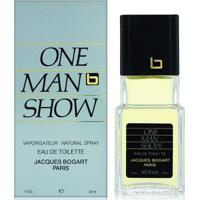 Perfume One Man Show Masculino Jacques Bogart Edt 30Ml - Masculino-Incolor