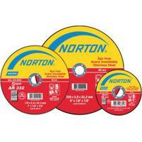 Disco Corte Ferro Inox Marrom Norton