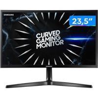 "Monitor Gamer Samsung Lc24Rg50Fqlmzd 23,5"" Led - Curvo Widescreen Full Hd Hdmi 144Hz 4Ms - Unissex"