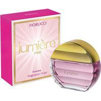 Lumière Fiorucci - Perfume Feminino - Eau De Parfum - 75Ml - Feminino-Incolor
