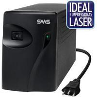 Estabilizador Sms Progressive Laser Iii 16215 600Va Bivolt